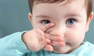 Как у ребенка снять отек слизистой носа без соплей или с насморком