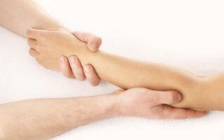 Как лечить руку при лимфатическом отеке