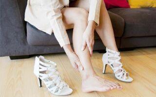Причины и лечения отека ног в щиколотках у женщин