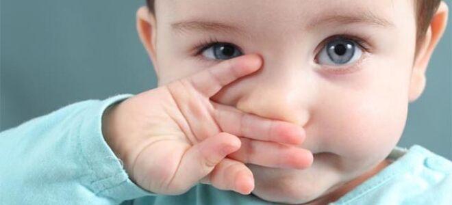 Симптомы отека Квинке у детей