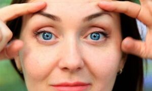 Причины и лечение отеков над глазами