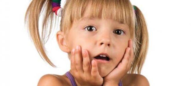 Что делать и основные причины опухания верхней или нижней губы у ребенка