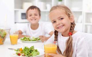 Диета и правильное питание при отеке Квинке
