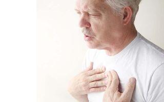 Причины и лечение у пожилых людей жидкости в легких с сердечной недостаточностью