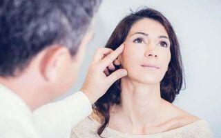 Почему у женщины образуется отечность лица, причины и лечение
