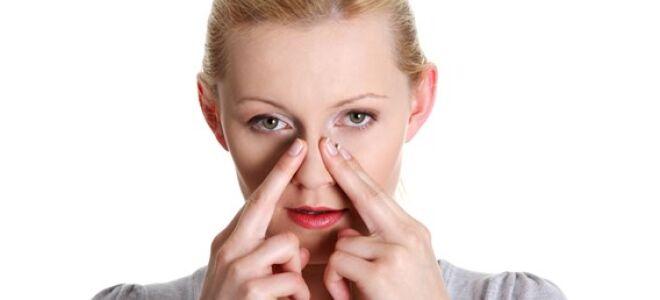 Отекает слизистая носа: симптомы, причины и лечение