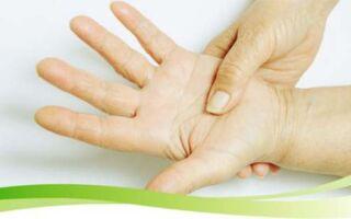 Причины онемения пальцев на руках и способы лечения
