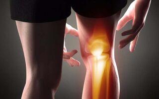 Причины отека коленного сустава и эффективное лечение