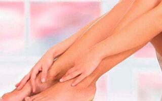 От чего опухла и болит нога причины и способы лечения