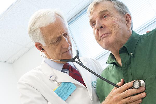 Медицинское обследование при сердечной недостаточности