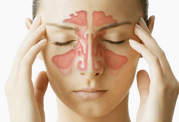 Головная боль из за отека носа