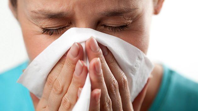 Простуда и заложенность носа