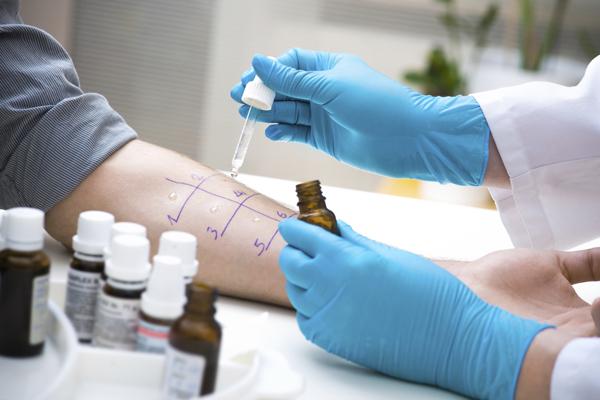 Тест на определение аллергена