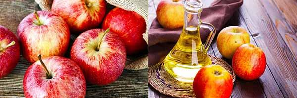 Яблоко для приготовления компресса