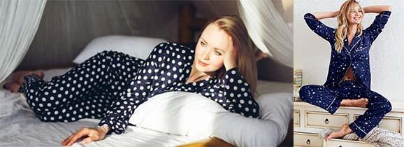 Девушки утром в пижаме