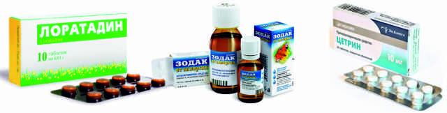 Лекарства от аллергического отека