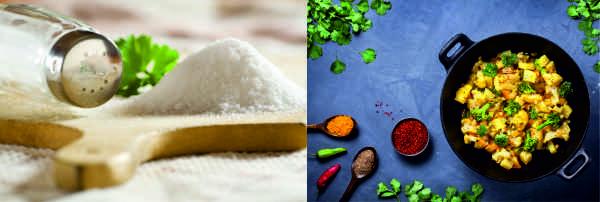 Вред соли при отеках