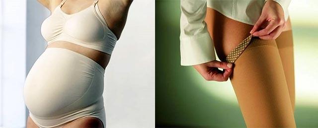 Бандаж и компрессионное белье