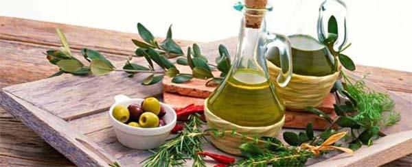 Камфорное и оливковое масло