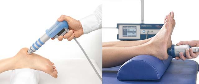 Физиотерапевтические процедуры для ног
