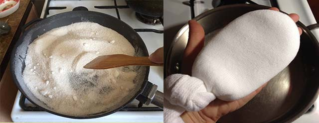 Соль для компресса