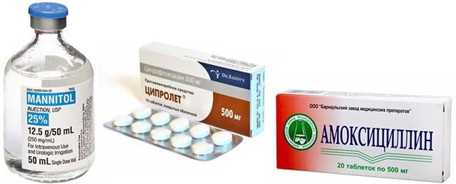 Препараты от опухоли на шеи