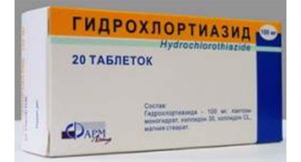 Тиазидные диуретики