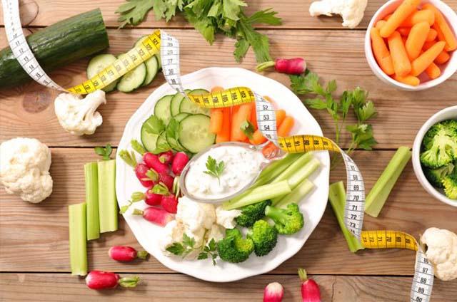 Питание из фруктов и овощей
