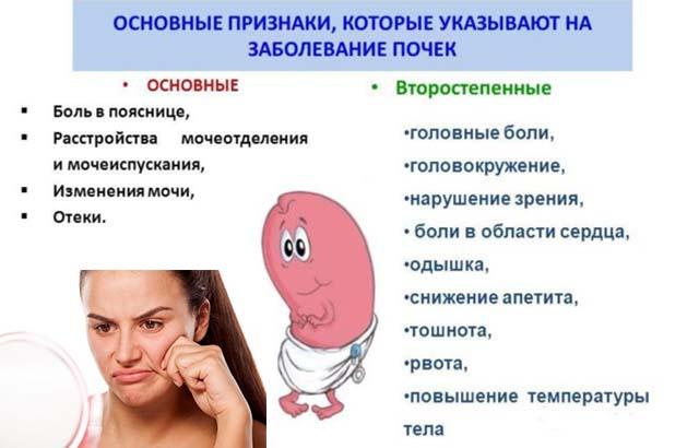 Заболевания почек