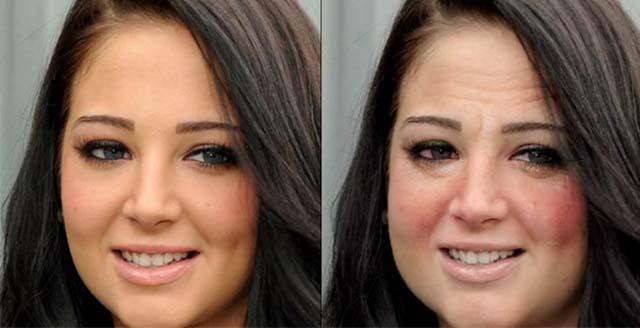 До и после употребления алкоголя