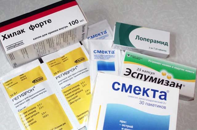 Абсорбирующие препараты