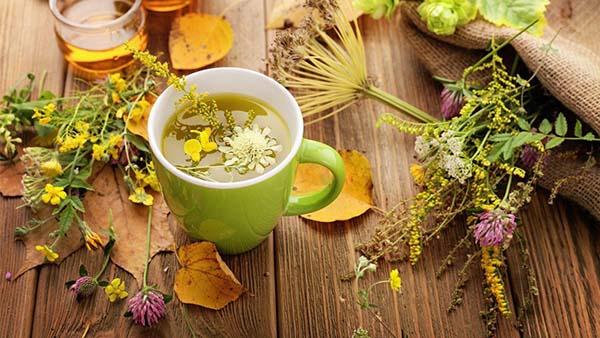 Чаи из трав