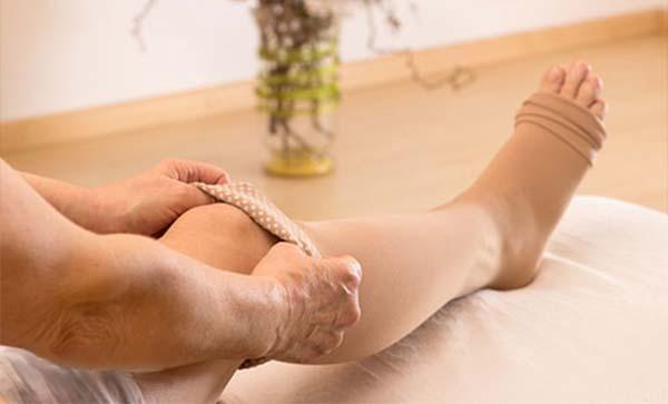 Трикотаж для ног