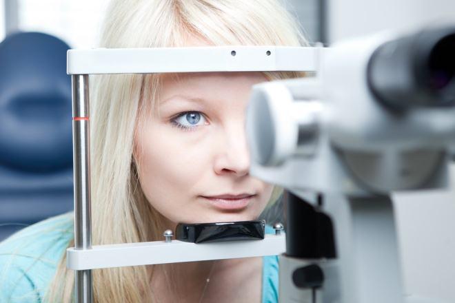 Профилактика болезней глаз