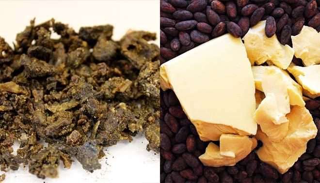 Прополис и масло какао