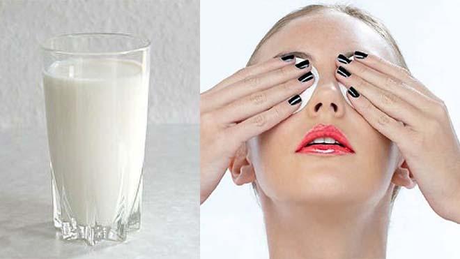 Компресс из молока